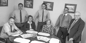Meet the Team at McCance Steel