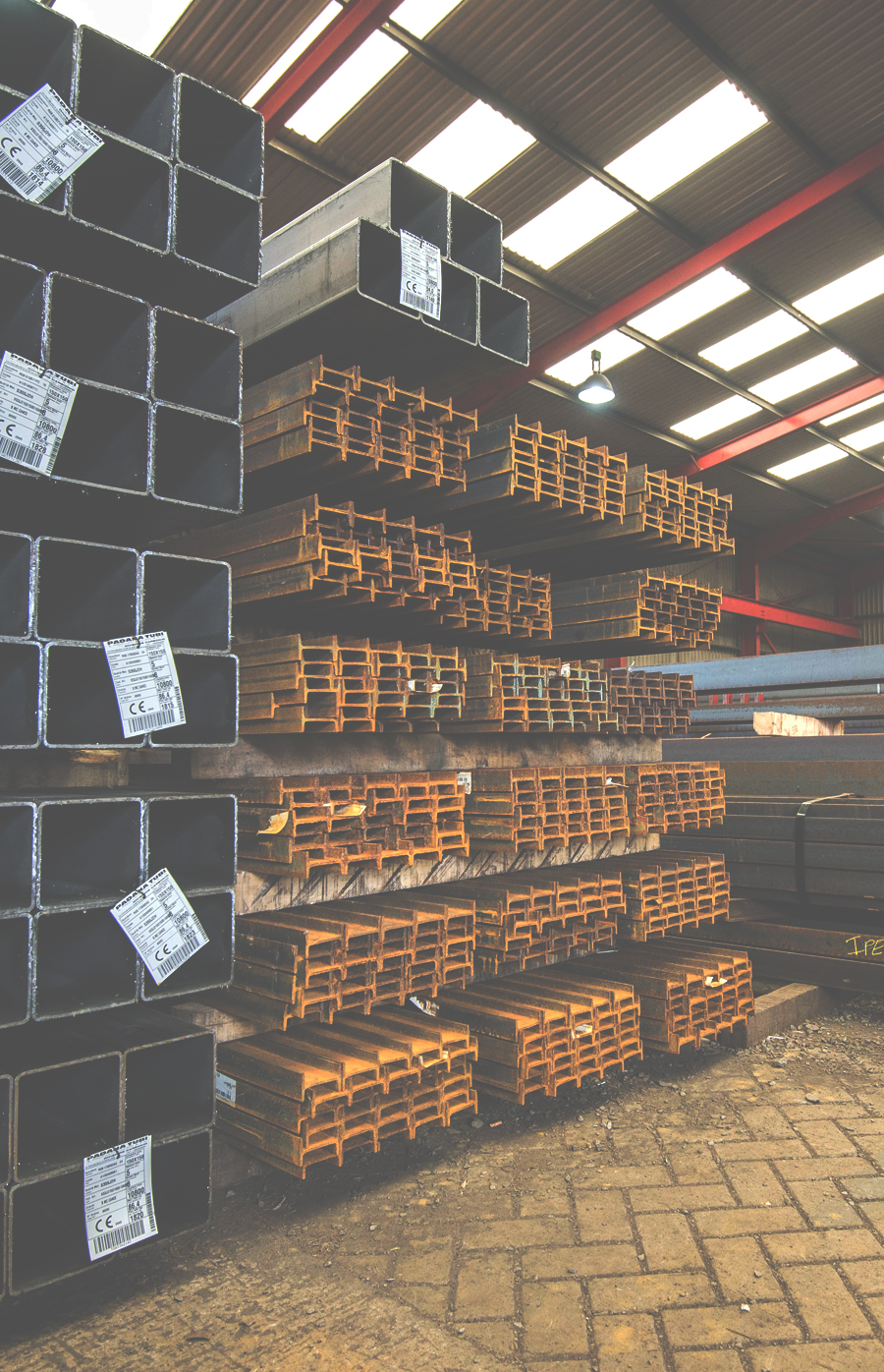 McCance Steel Supplies - Stock